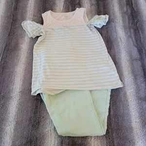 Girl's Justice outfit size 10